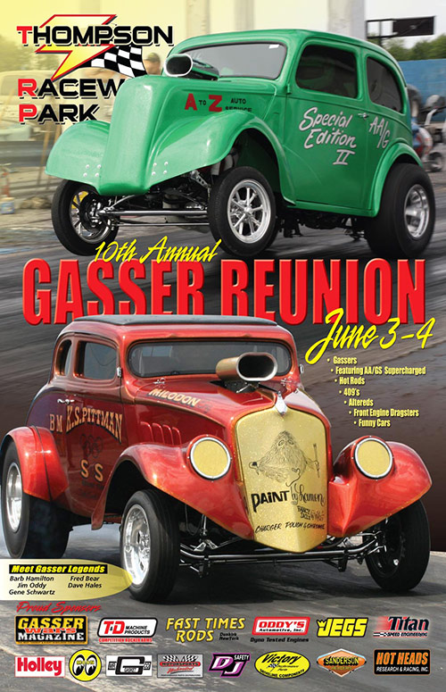 June 3-4, 2011 10th Annual Gasser Reunion